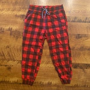 Jogger style pajama bottoms from Aerie